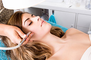 Diamond Microdermabrasion treatment Rockhampton
